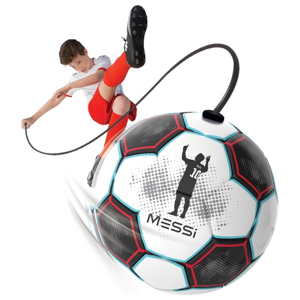 Messi Training System Never Give Up - Pro Black Training Ball Series 3
