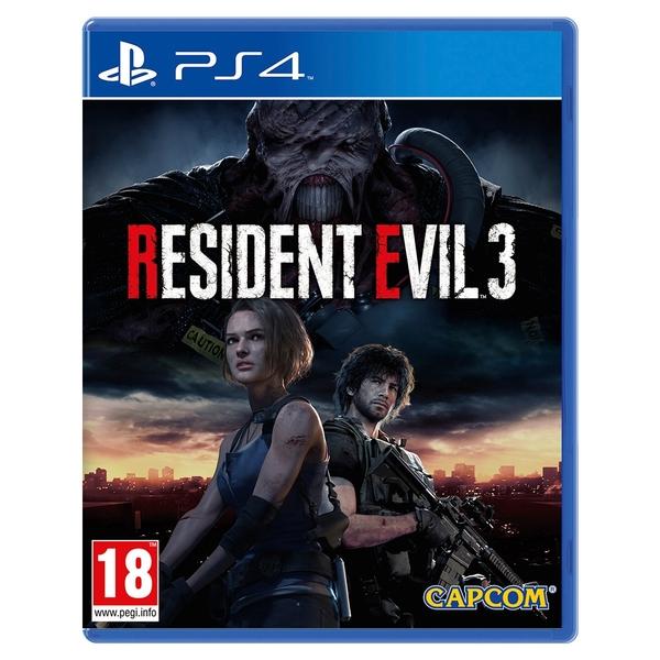 Resident Evil 3 Ps4 Smyths Toys Ireland