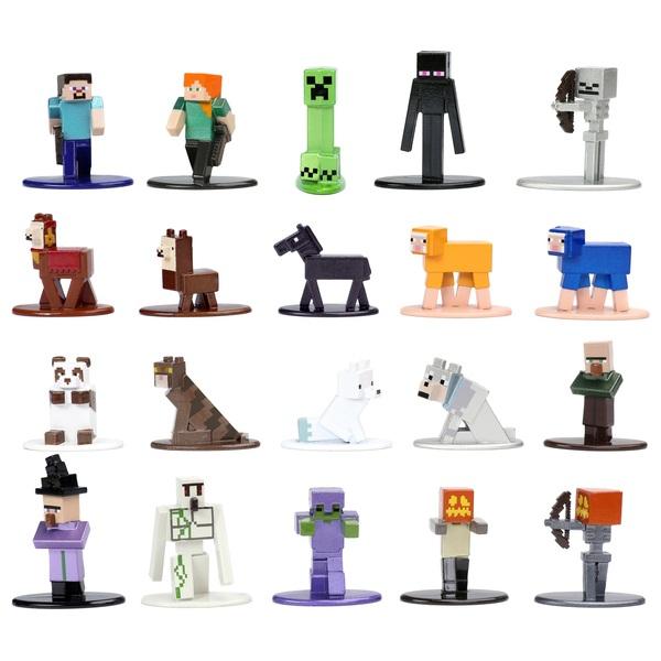 Minecraft Diecast 20 Pack Assortment
