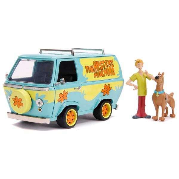 Scooby Doo Vehicle with Figures