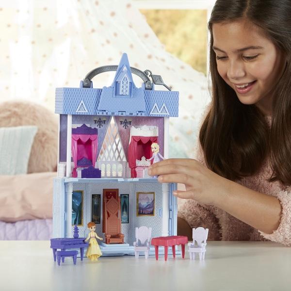 Disney Frozen 2 Pop Up Arendelle Castle