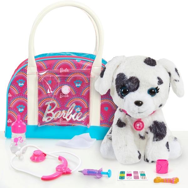 Barbie Dalmatian Pet Vet Bag - Hug and Kiss