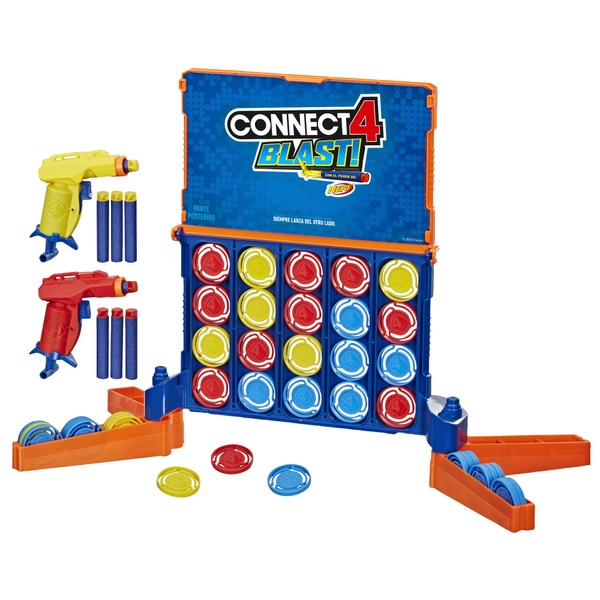 Connect 4 Blast Game