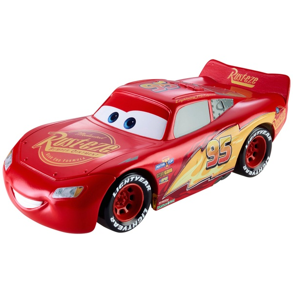 Disney Pixar Cars Ultimate Lights & Sounds Lightning McQueen