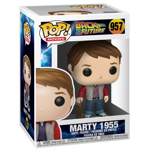 POP! Vinyl: Back to the Future Marty 1955