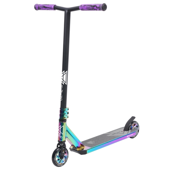 Rewind Neo Chrome Stunt Scooter