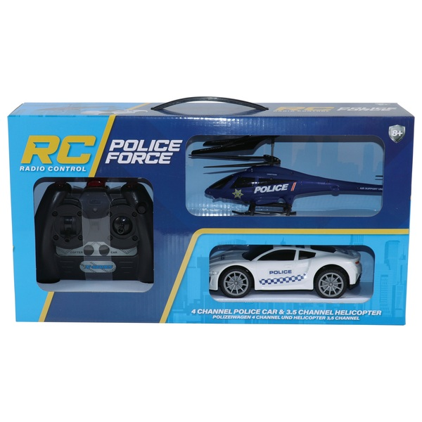 Air Command RC Helicopter and Car