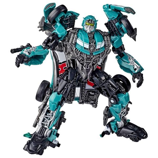 Roadbuster Transformers Studio Series Deluxe Collectible Action Figure