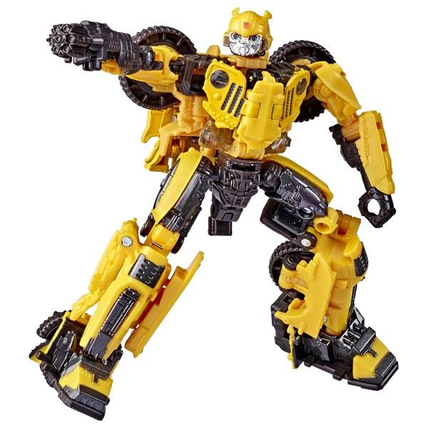 Offroad Bumblebee Transformers Studio Series Deluxe Collectible Action Figure