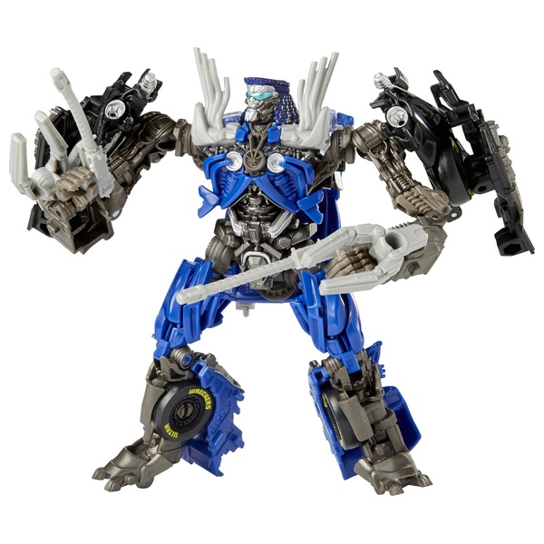 Topspin Transformers Studio Series Dark of the Moon Deluxe Collectible Action Figure