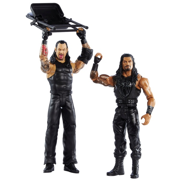 WWE Twin Pack Series 66 Roman and Undertaker