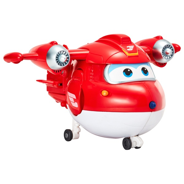 Super Wings Transforming Supercharged Jett