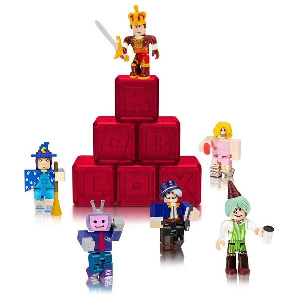 ROBLOX Celeb - Mystery Box Figures Assortment