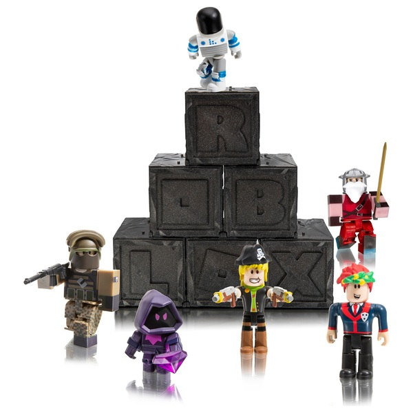 ROBLOX - Mystery Box Figures Assortment