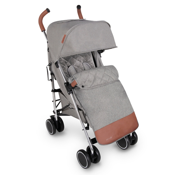 Ickle Bubba Discovery Max Stroller Grey/Silver