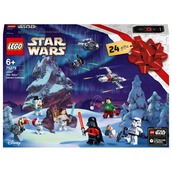 LEGO 75279 Star Wars Advent Calendar 2020 Christmas Gift Set