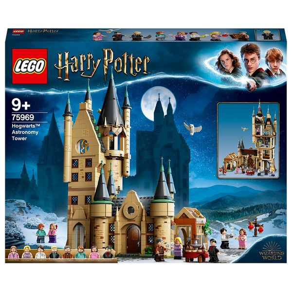 LEGO 75969 Harry Potter Hogwarts Astronomy Tower Play Set