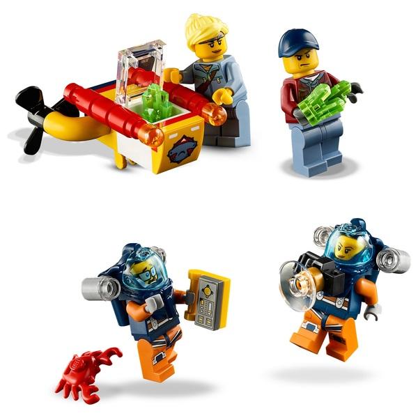 LEGO 60264 City Ocean Exploration Submarine - Smyths Toys
