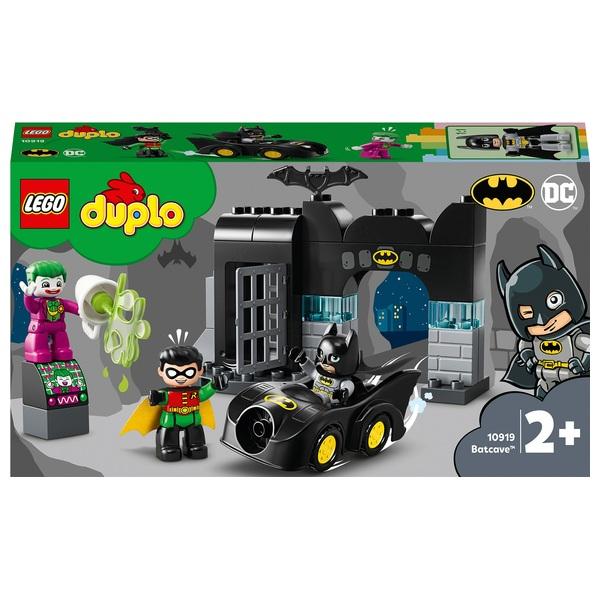 LEGO 10919 DUPLO DC Super Heroes Batman Batcave Toy