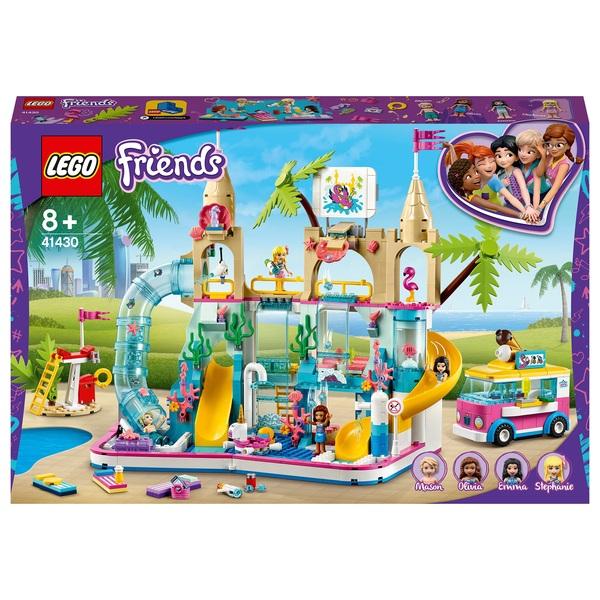 LEGO 41430 Friends Summer Fun Water Park Resort Play Set