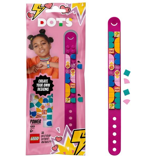 LEGO DOTS 41919 Superhelden Armband Set