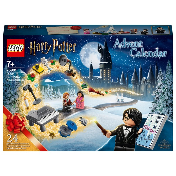 LEGO 75981 Harry Potter Advent Calendar 2020 Christmas Set