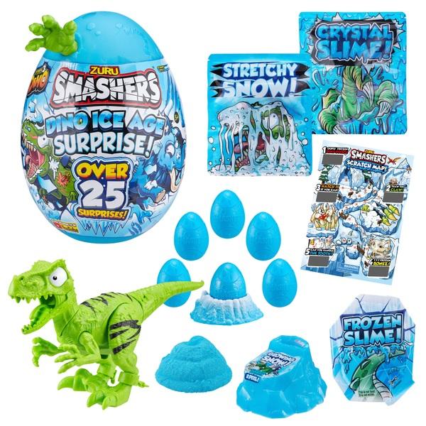 Zuru Smashers Dino Ice Age Surprise Egg Assortment
