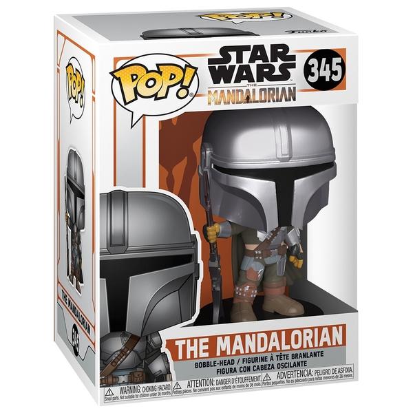 POP! Vinyl: The Mandalorian - Star Wars Mandalorian