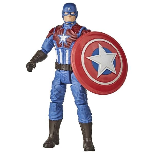 Marvel Gamerverse Captain America 15cm Action Figure