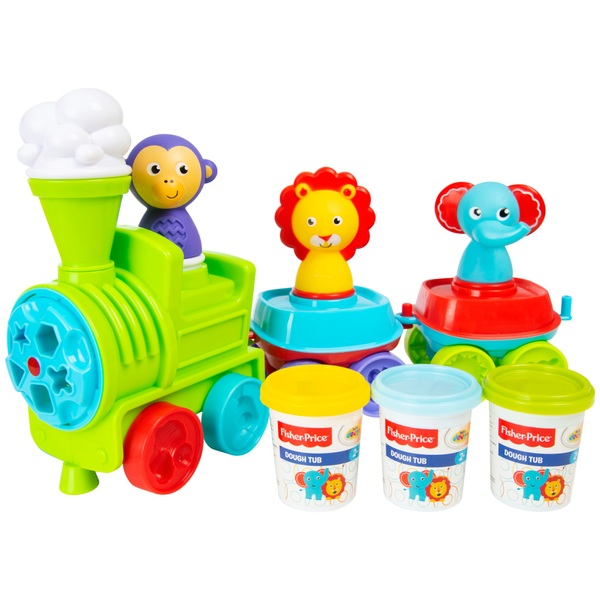 Fisher-Price Let's Dough Train