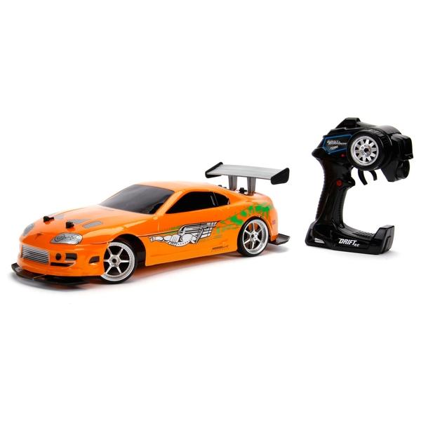 Fast and Furious 1:10 1995 RC Toyota Supra Drift