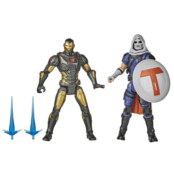 Marvel Gamerverse Iron Man vs. Taskmaster