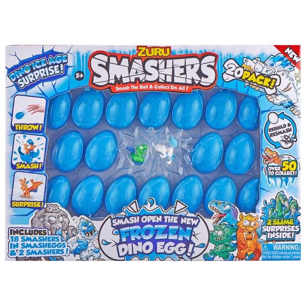 Zuru Smashers Dino Ice Age 20-Pack