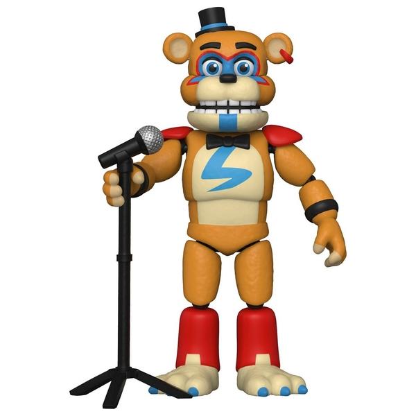Five Nights at Freddy's - Security Breach – 14cm Glamrock Freddy
