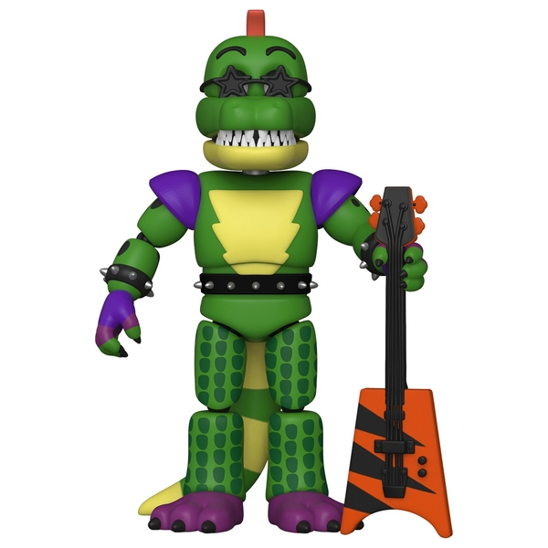Five Nights at Freddy's - Security Breach - Montgomery Gator 14cm Action Figure