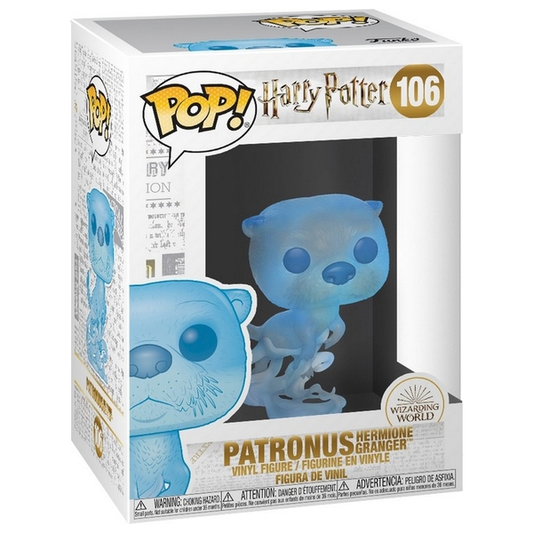 POP! Vinyl: Harry Potter Patronus Hermione