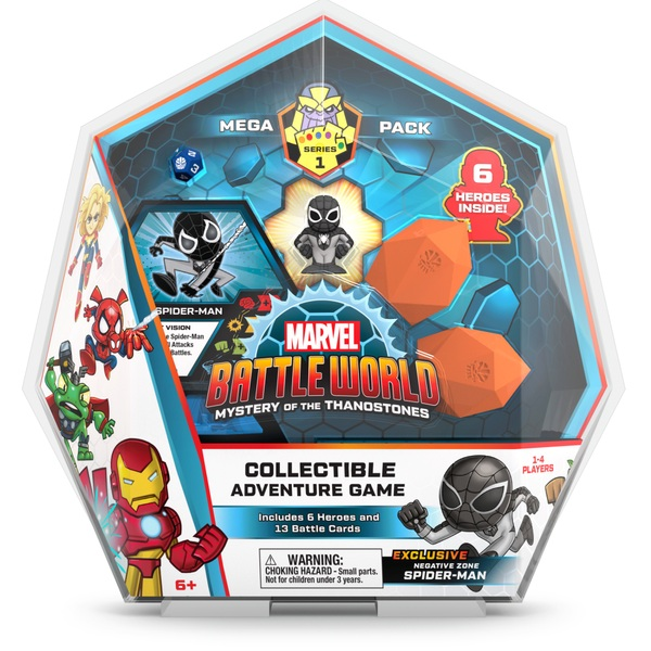Marvel Battleworld Mega Pack
