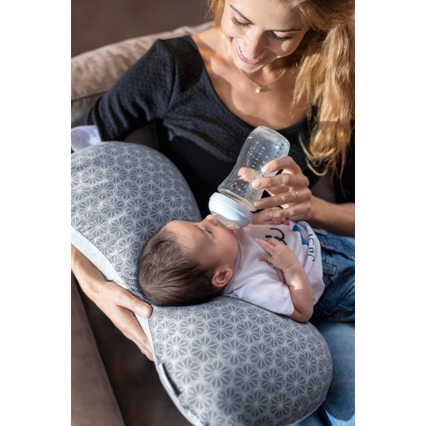 Babymoov Maternity Cushion Dotwork Grey