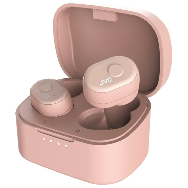 JVC True Wireless Ear Buds Pink