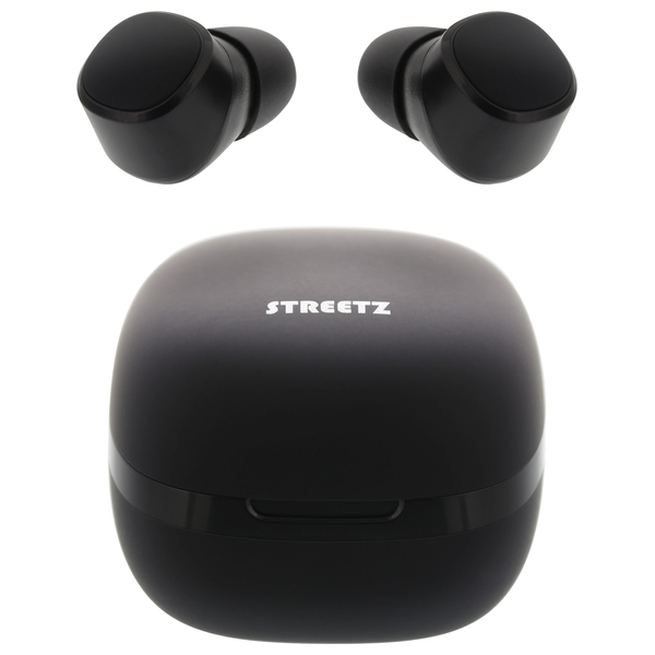 Streetz True Wireless Stereo Ear Buds Black Smyths Toys