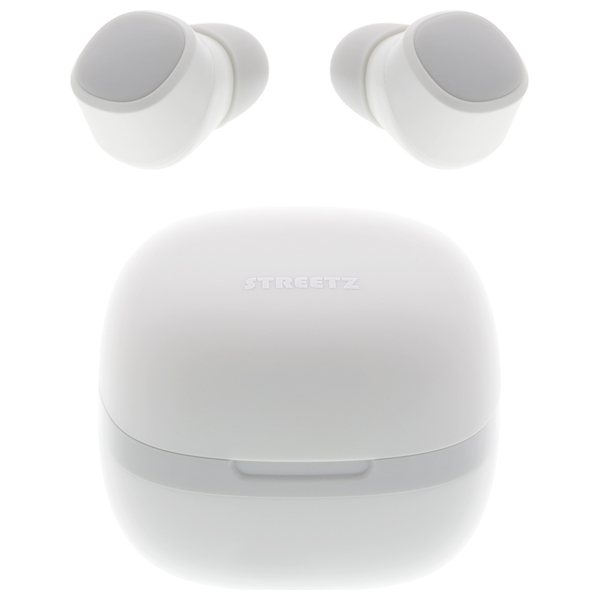 Streetz True Wireless Stereo Ear Buds White Smyths Toys