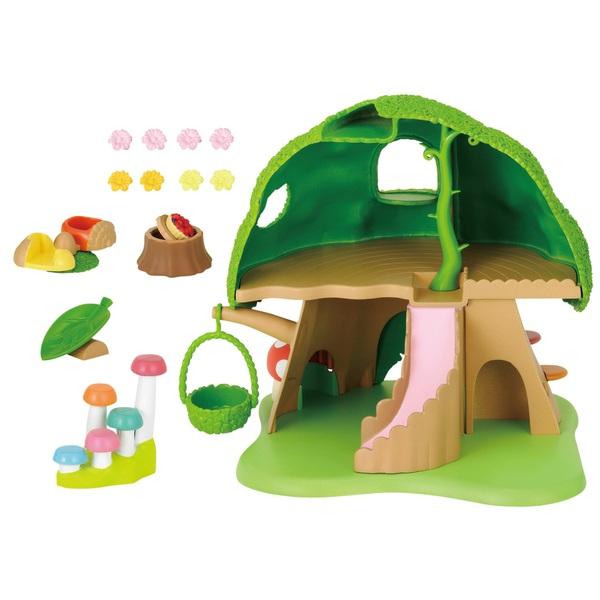 Sylvanian Families Nursery Treehouse Playset