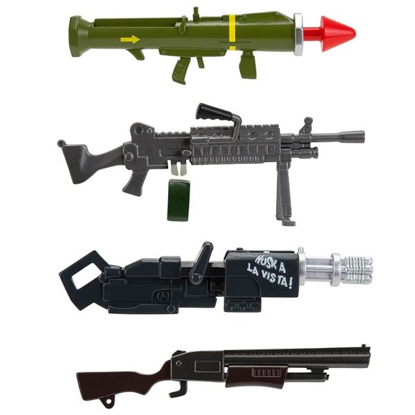 Fortnite Legendary Series - Legendary Loadout Weapons (Style A) Assortment