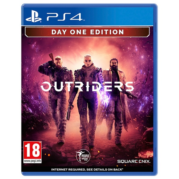 Outriders: Day One Edition PS4