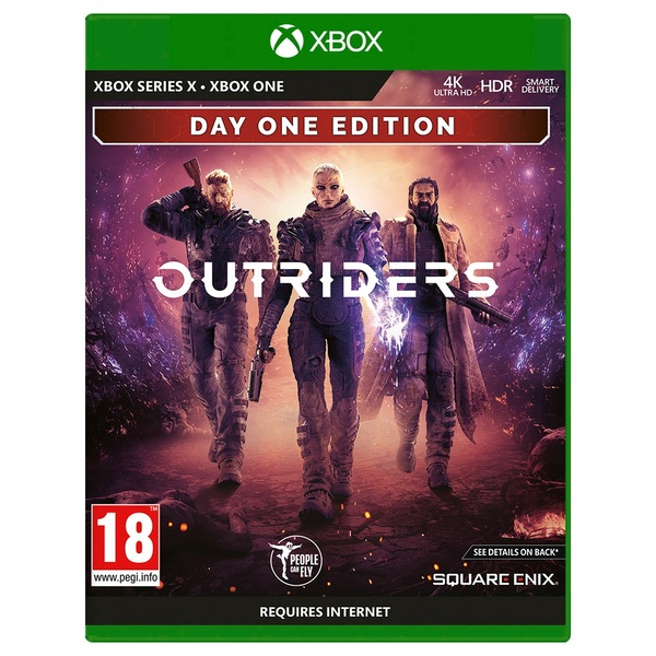 Outriders Xbox One (Free Deluxe Edition Upgrade)
