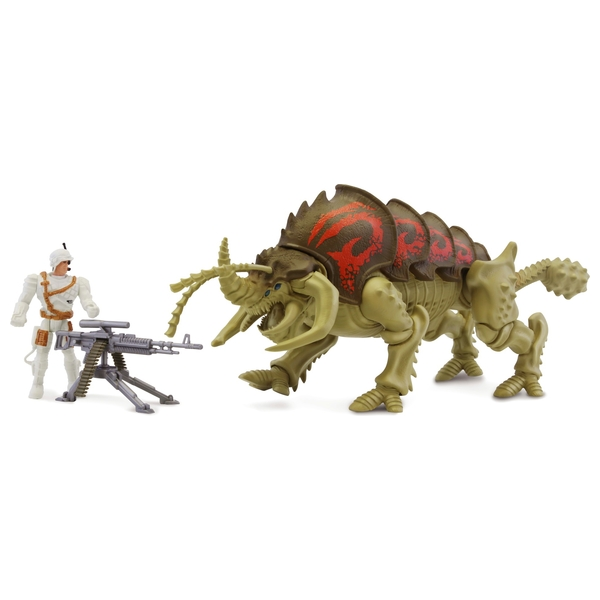 Star Troopers Giant Bug Battle
