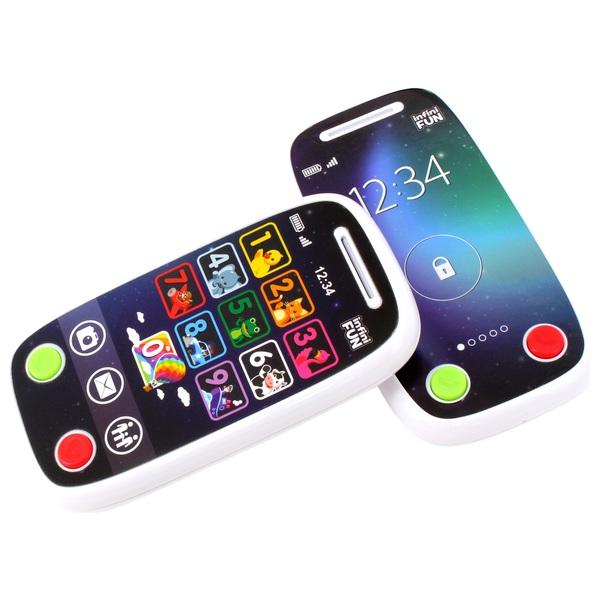 Infinifun My First Walkie Talkie Phone