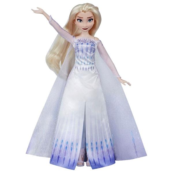 Disney Frozen 2 Musical Adventure Elsa Fashion Doll