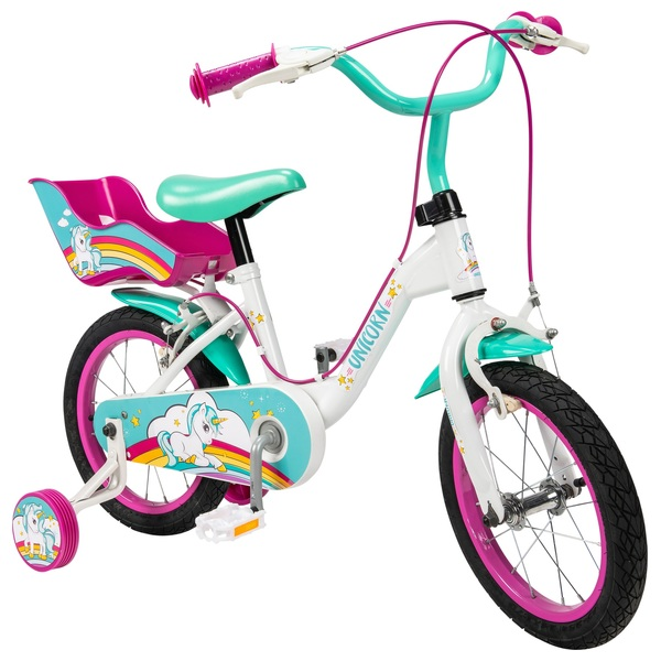 14 Inch Unicorn Bike