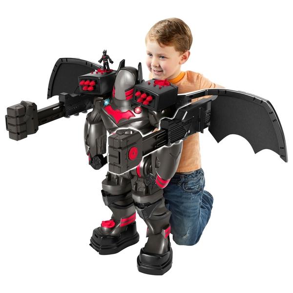 Imaginext DC Super Friends Batman Beyond Batbot Xtreme